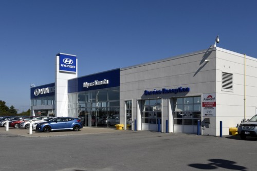 2014 – Myers Hyundai, Kanata – Addition