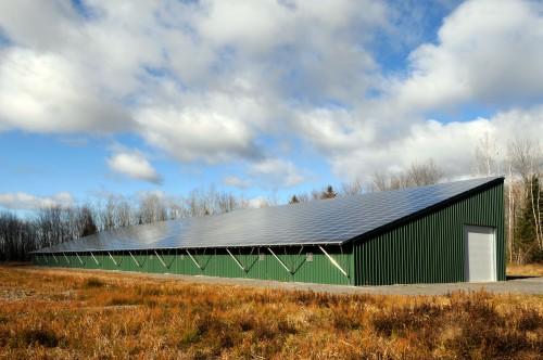 2012 – Westeinde Solar, Dunrobin