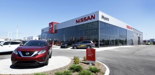 2018 – Myers Nissan Kanata