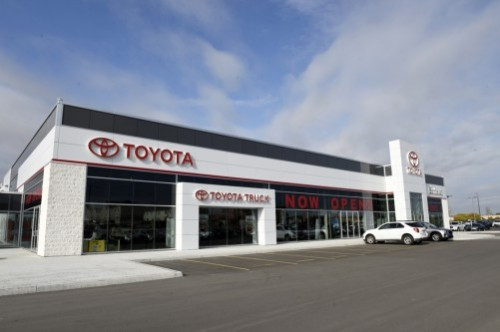 2016 – Myers Barrhaven Toyota