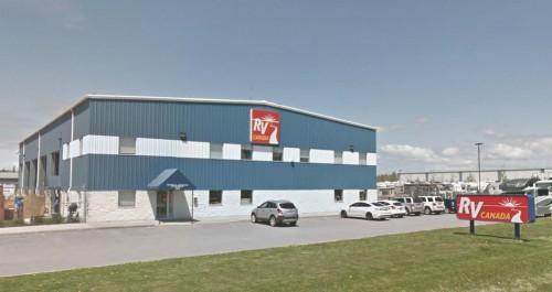 2017 – RV Canada Building Addition