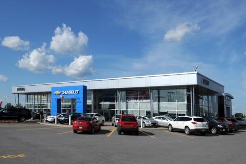 2011 – Myers Chev Buick GMC, Kanata