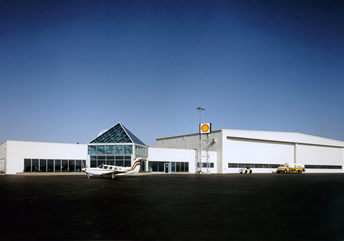 1990 – Shell AeroCentre