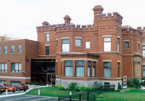 1994 – Hungarian Embassy Renovations