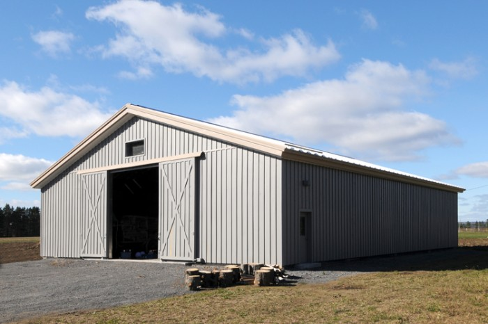 2012 – Cumberland Museum, New Artifact Storage Building