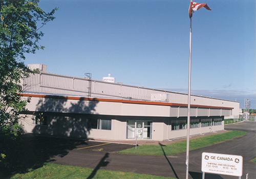 1995 – GE Canada