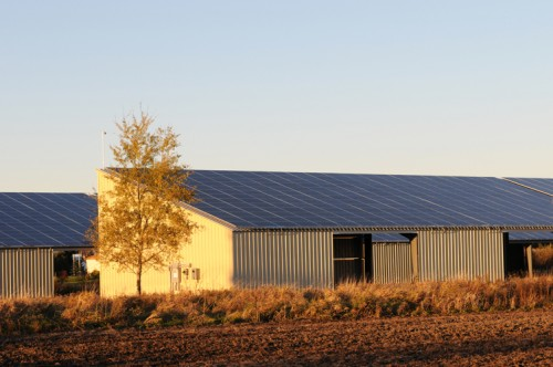 2012 – Westeinde Solar, Avonmore