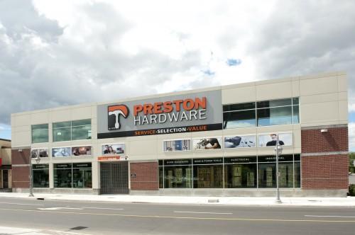 2008 – Preston Hardware