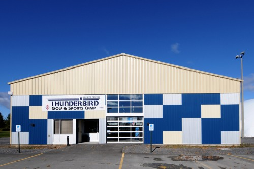 2012 – Thunderbird Sports Centre