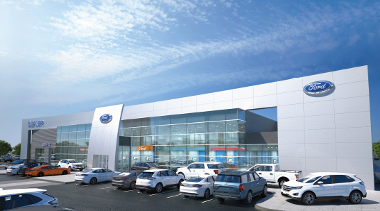 Barrhaven Ford Progress