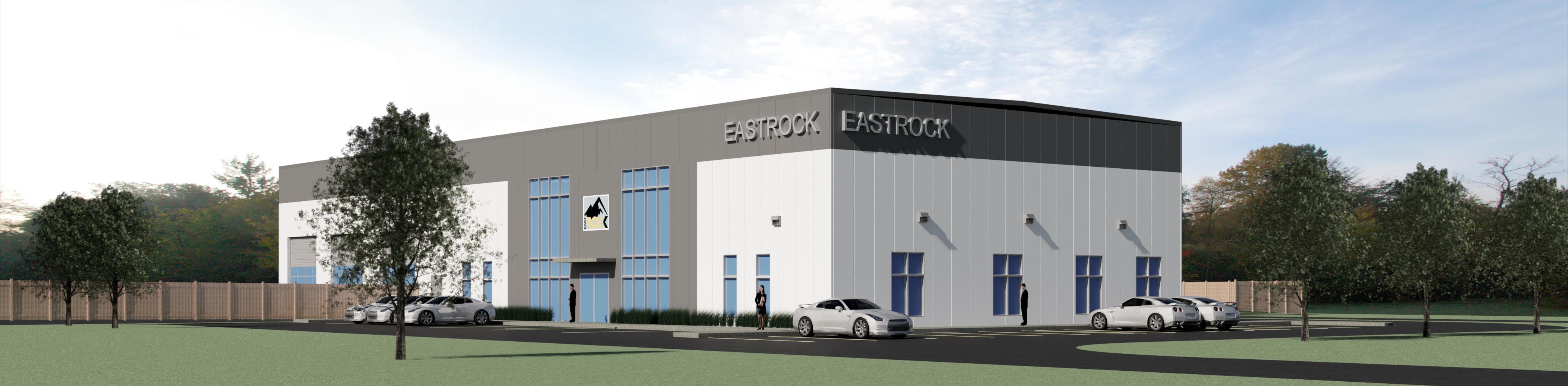 Steel is standing @ Eastrock!
