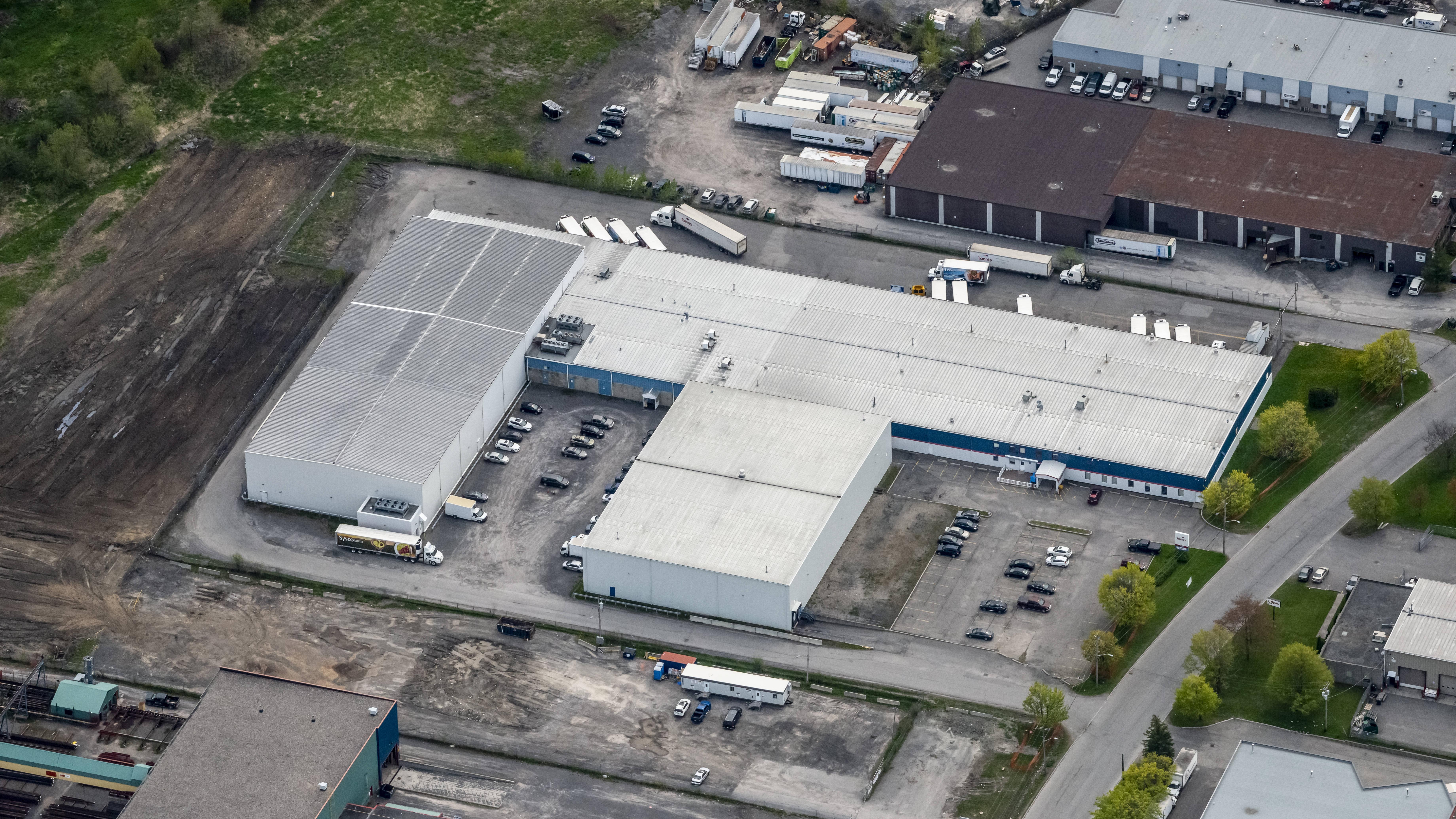 Sysco Facility Expansion