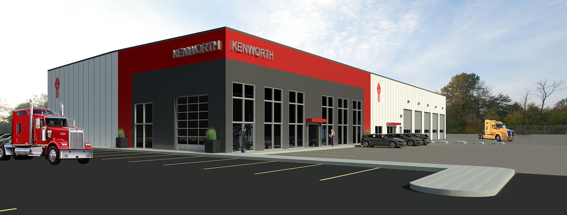 2019 – Kenworth Peterborough Facility