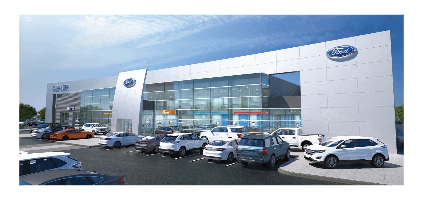 Barrhaven Ford – In the Trenches!