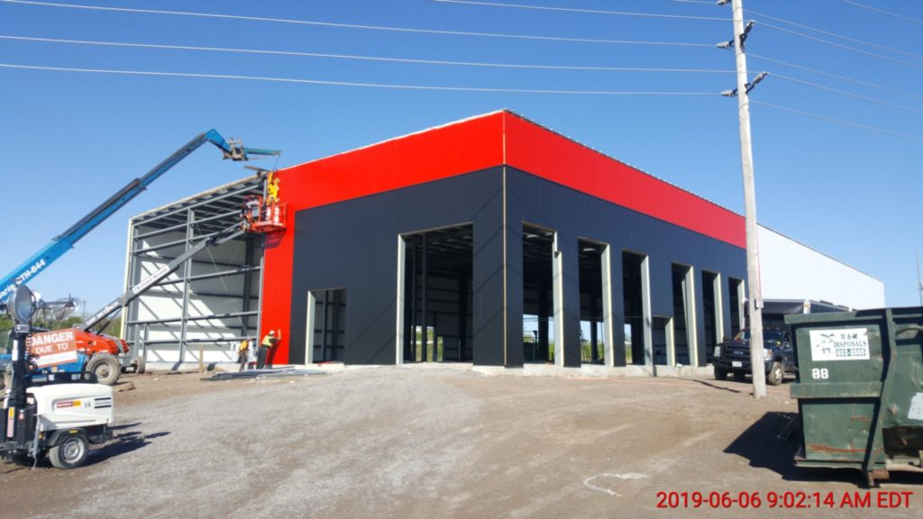 Kenworth Peterborough Facitly Progress Bbs Construction