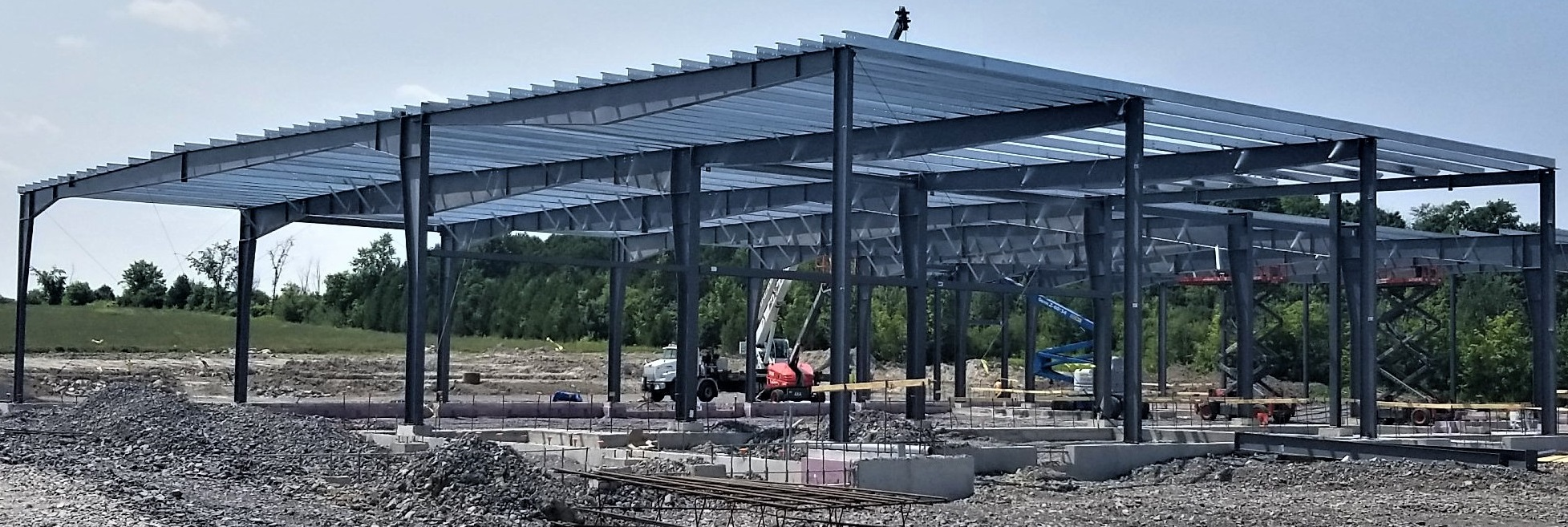 Barrhaven Ford Steel is Standing