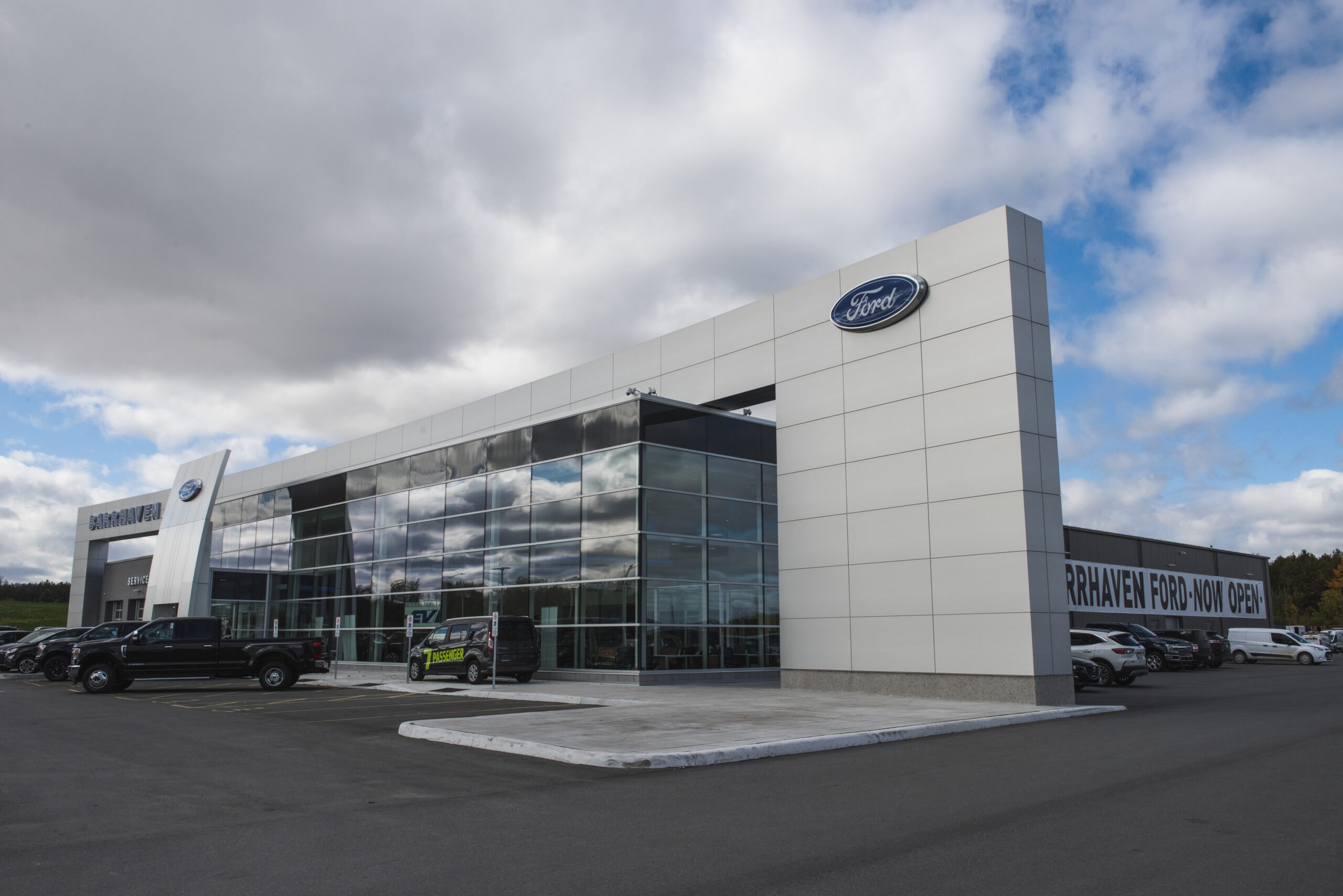 Barrhaven Ford – Final Product